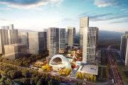 蓬江区滨棠板块中国铁建城楼盘新房真实图片