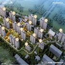 北京周边廊坊新空港孔雀城天樾楼盘新房真实图片