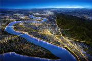 巴南龙洲湾中建滨江星城楼盘新房真实图片