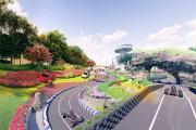 沙坪坝大学城中国南山重庆汽车公园楼盘新房真实图片
