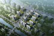 蓬江区滨棠板块美的远洋云著楼盘新房真实图片