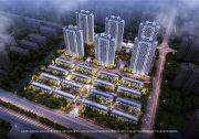 嘉善惠民街道新浦西孔雀城云樾东方楼盘新房真实图片