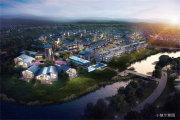 咸安区咸安区环球融创梓山湖未来城楼盘新房真实图片