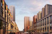 河西新八大里中冶盛世国际广场楼盘新房真实图片