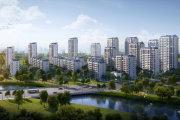 肥东县和睦湖尚泽琪瑞沁园楼盘新房真实图片