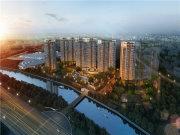 黄埔黄埔区府佳兆业未来城楼盘新房真实图片