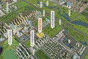 滨湖新区环湖CBD宝能城楼盘新房真实图片