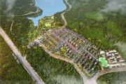 五华区西翥片区保利春湖国际生态城楼盘新房真实图片