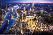 鹿城中央涂龙湖坤和天境楼盘新房真实图片