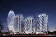 海城区西南大道融创北海中心广场楼盘新房真实图片