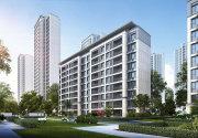合肥周边六安新滨湖孔雀城楼盘新房真实图片