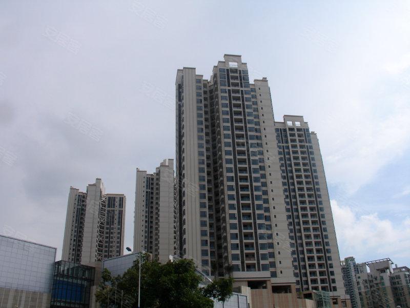 中海橡园国际实景图