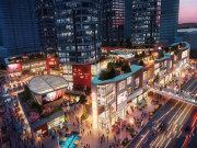 长沙开福新河三角洲黄兴路凤凰天街楼盘新房真实图片