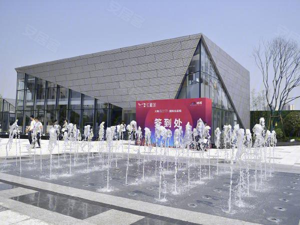 旭辉·汇樾城全景图