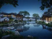重庆两江新区水土两江曲院风荷楼盘新房真实图片