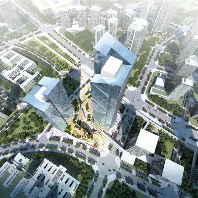 华侨城创想大厦