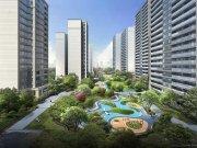 苏州吴中吴中商城合景绿城·明月滨河楼盘新房真实图片