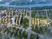 长沙望城月亮岛润和湘江天地楼盘新房真实图片