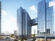 杭州钱塘江东新城未来云帆城楼盘新房真实图片