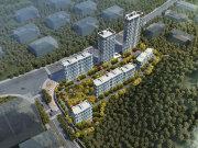大连开发区金马路阳光城未来悦楼盘新房真实图片