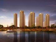 杭州钱塘沿江保利玫瑰湾楼盘新房真实图片