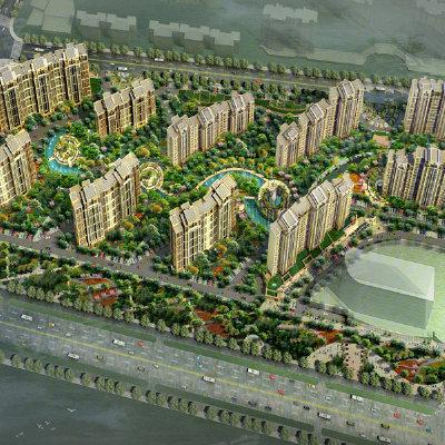 西咸新区 沣东新城 泰盈奥林匹克花园