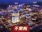 杭州钱塘金沙湖吾角商业中心公寓楼盘新房真实图片