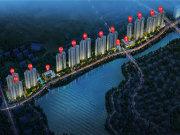 长沙开福城北深业堤亚纳湾楼盘新房真实图片
