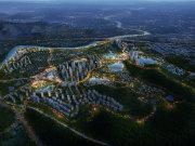 杭州萧山浦阳融创森与海之城楼盘新房真实图片