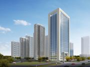 长沙开福城北秀峰一品楼盘新房真实图片