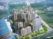 长沙开福金霞经开区地铁·中建君和城楼盘新房真实图片