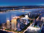 杭州上城钱江新城东方君悦楼盘新房真实图片