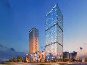 长沙星沙松雅湖世景国际广场楼盘新房真实图片