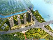 惠州惠城金山湖景富双湖湾楼盘新房真实图片