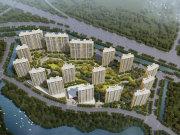 无锡江阴中心城区敔山玉兰花园楼盘新房真实图片