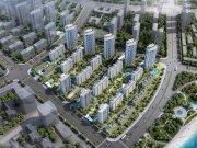 大连开发区小窑湾富力东堤湾畔楼盘新房真实图片