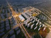 大连金州九里华润置地未来之城楼盘新房真实图片