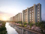 上海宝山上大大华悦庭楼盘新房真实图片