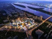 长沙岳麓滨江新城湖湘中心·樾山公馆楼盘新房真实图片