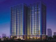 长沙开福新河三角洲名富公寓楼盘新房真实图片