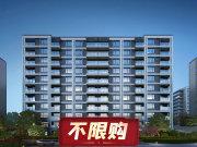 杭州临安临安融创金成璞樾大观楼盘新房真实图片