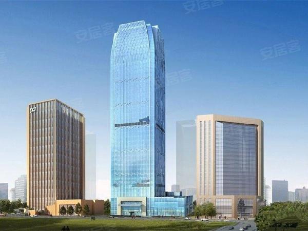 鼎衡大厦项目楼盘建筑物外景