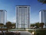 长沙岳麓市府新城·观山印楼盘新房真实图片