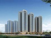 广州增城新塘合生湖山国际楼盘新房真实图片