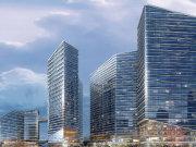 大连开发区金马路摩墅公馆楼盘新房真实图片