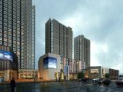 杭州钱塘下沙元成时代中心楼盘新房真实图片