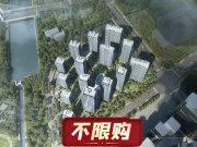 杭州上城钱江新城江河鸣翠公寓楼盘新房真实图片