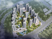 惠州惠城金山湖中洲南麓院楼盘新房真实图片