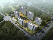 郑州中原中原新区金地西湖春晓楼盘新房真实图片