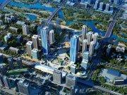 佛山三水三水新城碧桂园佛山双子星城商业楼盘新房真实图片